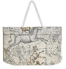Monoceros Weekender Tote Bag by A Jamieson