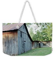 Monroe Barns Weekender Tote Bag