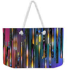 Mood Lighting Weekender Tote Bag