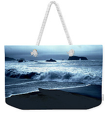Arch Rock Northern California Coast Weekender Tote Bag