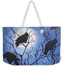 Moonlit Roost Weekender Tote Bag
