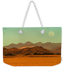 Moonrise Moment Weekender Tote Bag