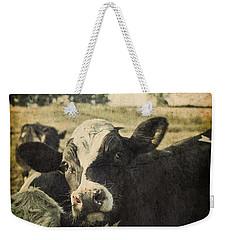 Mooove Weekender Tote Bag