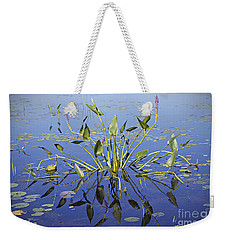 Morning Reflection Weekender Tote Bag by Eunice Gibb