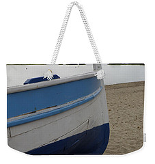Weekender Tote Bag featuring the photograph Morning Seascape by Lainie Wrightson