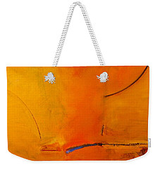 Weekender Tote Bag featuring the painting Most Like Lee by Cliff Spohn