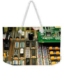 Motherboard Weekender Tote Bag