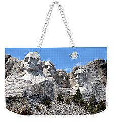 Mount Rushmore Usa Weekender Tote Bag