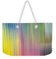 Moving Colors Weekender Tote Bag