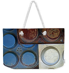 Muffin Tins Weekender Tote Bag