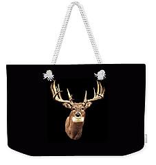 Mule Deer Head Weekender Tote Bag