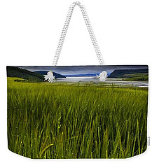 Weekender Tote Bag featuring the photograph Munlochy Bay by Joe Macrae