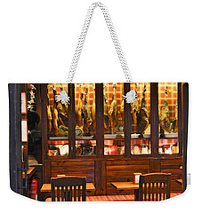 Museo De Jamon Seville Weekender Tote Bag