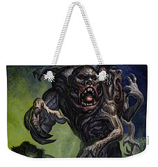 Mutants  Weekender Tote Bag by Tony Koehl
