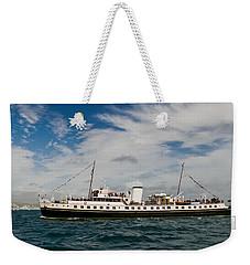 Mv Balmoral Weekender Tote Bag