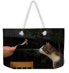 My Best Most Beloved Cat Weekender Tote Bag