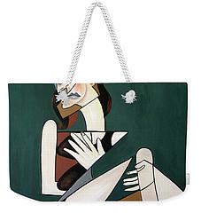 My Broken Heart Weekender Tote Bag