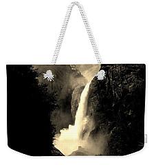 Mystery Falls Weekender Tote Bag