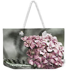 Mystic Yarrow Weekender Tote Bag