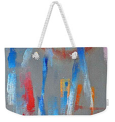 Native American Abstract Weekender Tote Bag