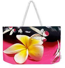 Nature In Orbit Weekender Tote Bag