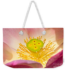 Weekender Tote Bag featuring the photograph Nature by Luciano Mortula