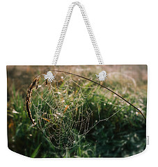 Weekender Tote Bag featuring the photograph Dream Catcher by Cathie Douglas