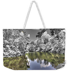 Nature's Dream Weekender Tote Bag by David Troxel