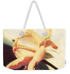 Weekender Tote Bag featuring the photograph Nature's Dreams by Janie Johnson