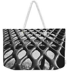 Weekender Tote Bag featuring the photograph Net by Andrea Anderegg