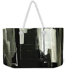 New York City Reflection Weekender Tote Bag