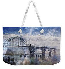 Newport Fantasy Weekender Tote Bag