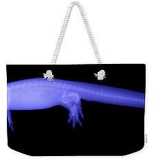 Newt Weekender Tote Bag by Ted Kinsman