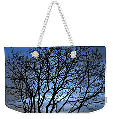 Night On The River Weekender Tote Bag by Dan Stone
