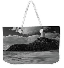 Niwbwrch Lighthouse Weekender Tote Bag