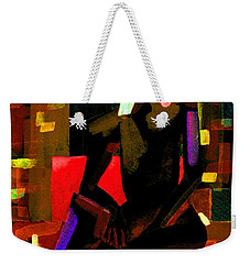 No Time Like The Present Weekender Tote Bag