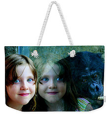 Nora's Reflection Weekender Tote Bag