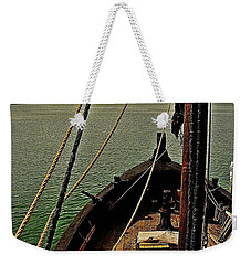 Notorious The Pirate Ship 6 Weekender Tote Bag