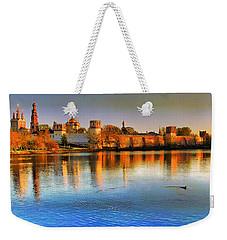 Novodevichy Convent Weekender Tote Bag