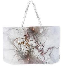 Nuanced Weekender Tote Bag by Casey Kotas