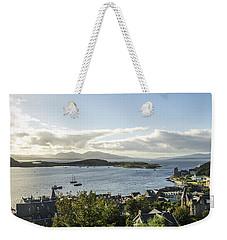 Oban Bay View Weekender Tote Bag