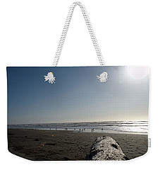 Ocean At Peace Weekender Tote Bag
