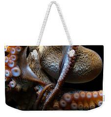 Octopus 1  Weekender Tote Bag