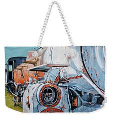 Off Track Weekender Tote Bag