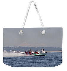 Oh Boy Oberto Weekender Tote Bag