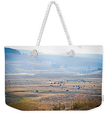 Oh Home On The Range Weekender Tote Bag by Cheryl Baxter