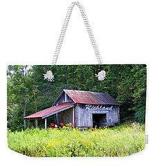 Old Barn Near Silversteen Road Weekender Tote Bag