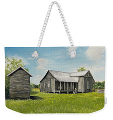Old Clark Home Weekender Tote Bag