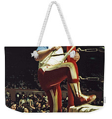 Old School Wrestling From The Cow Palace With Moondog Mayne Weekender Tote Bag