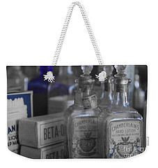 Weekender Tote Bag featuring the photograph Old West 13 by Deniece Platt